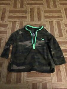 One (6 mos) camp sweater
