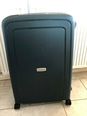 SAMSONITE DLX S'CURE 4 WHEELS SPINNER 75CM WITH 3 DIGIT CODE SUITCASE