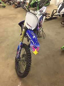 Yzf 250 and 450