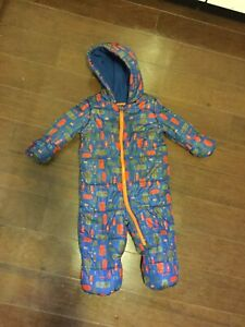 One peice snow suit - 18-24 months