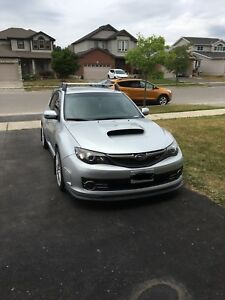 2010 Subaru wrx sti sport tech stage 2