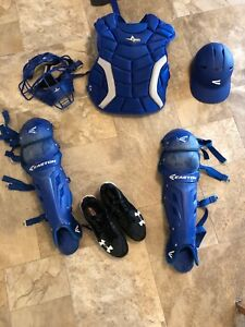 Baseball catchers/softball back catchers equipment