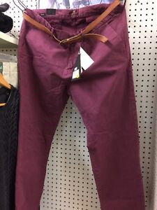 Pantalon scotch and soda