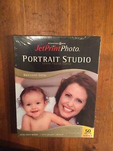Portrait Studio Photo Paper