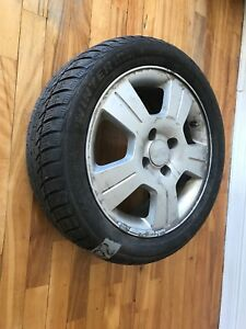 3 winter Tires 205/ 55R 16