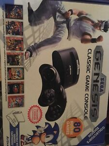 80 preloded games sega genesis