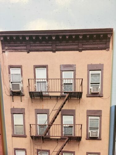 """American Flyer! S Scale Scratch Built /""""APARTMENT #2/"""" w//LED Building Front Flat"""