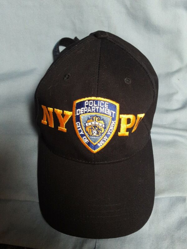 NYPD Authentic Strapback Ball Cap New York