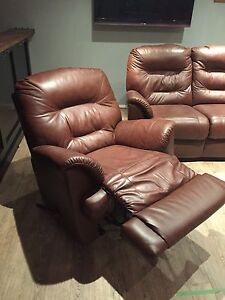 Recliner chair and couch