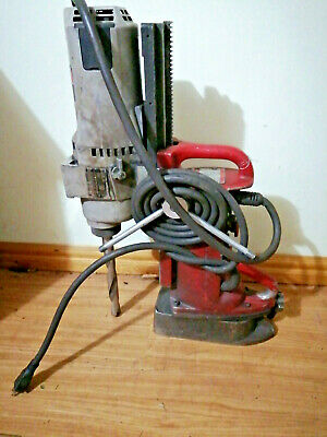 Milwaukee 4208-a Magnetic Drill Press