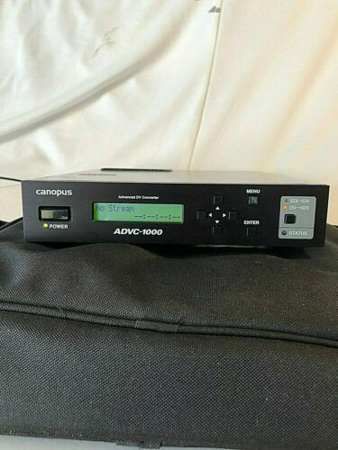 Canopus ADVC-1000 Digital Video Converter