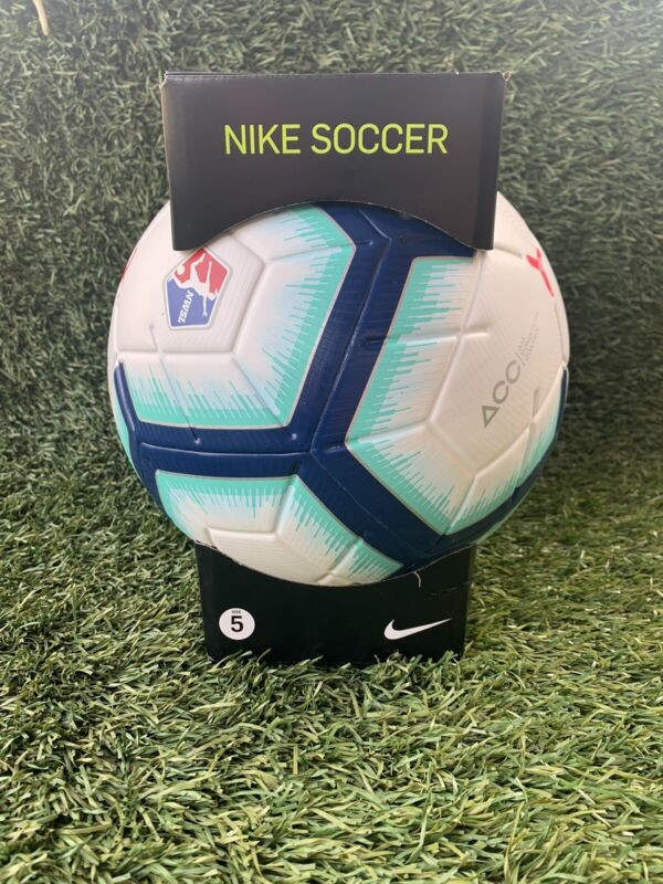 Nike Merlin 2018/19 Official ACC Match Ball Soccer OMB Promo Size 5 PSC661-100