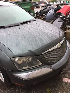 2004 Chrysler Pacifica Full vehicle OR Part Out CHEAP