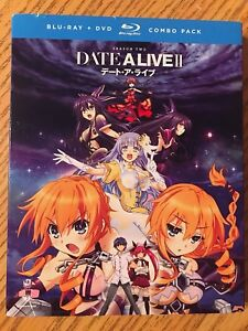 Anime - Date A Live: Season 2 [Blu-ray/DVD] (NEW FACTORY SEALED)