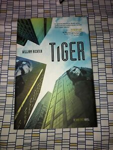 Tiger by William Ritcher