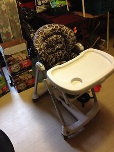 Peg perego prima pappa diner high chair Stratford Kitchener Area image 2
