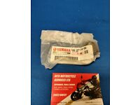 NOS Yamaha 1970-1975 CS5 RD200 TX650 XS1 XS2 Side Stand Stopper 256-27314-00