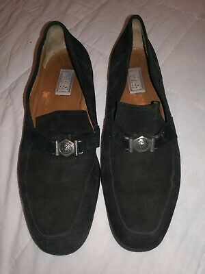 Gianni Versace Mens Loafers Sz 10 (X)