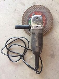 Tool Metal Grinder Handheld Electric OBO