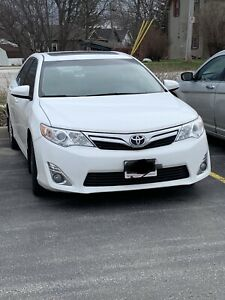2012 Camry XLE V6 sunroof - loaded.
