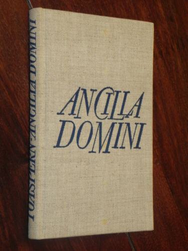 Paul Toaspern - Ancilla Domini (Evang. Verlagsanstalt, Berlin, DDR, 1968)