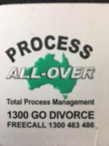 PROCESS ALL-OVER PTY LTD- EXPERT PROCESS SERVERS-AUST WIDE Albert Park Port Phillip Preview