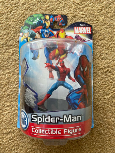 Spider-Man+Collectible+Figure+%28NEW%29