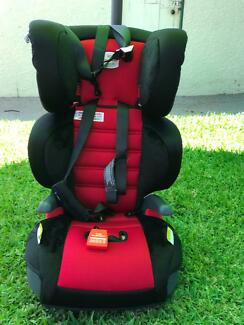 Baby car seat and gate