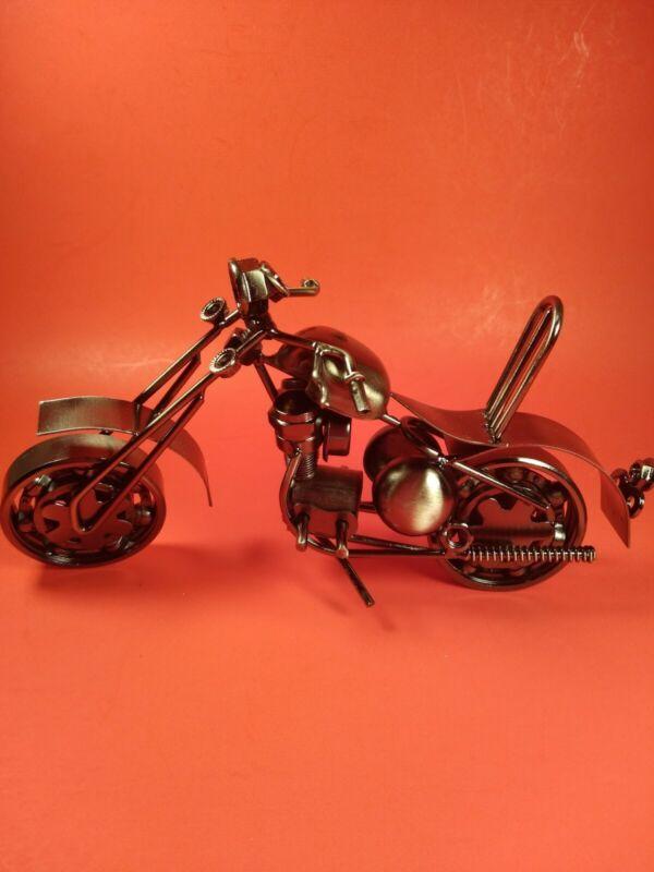 Collectible Metal Motorcycle #M6- NIB