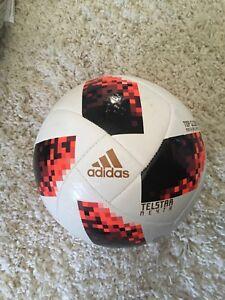 2018 World Cup soccer ball