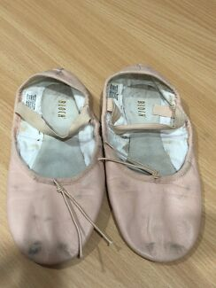 Wanted: Ballet Shoes