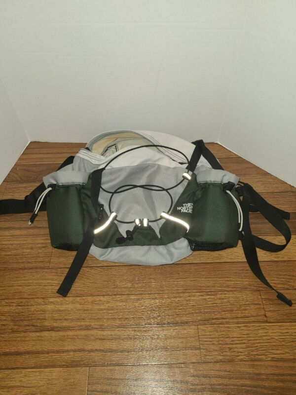 The North Face VTG Fanny Pack Waist Bag Hiking Mountain Lumbar Backpack Day Bag
