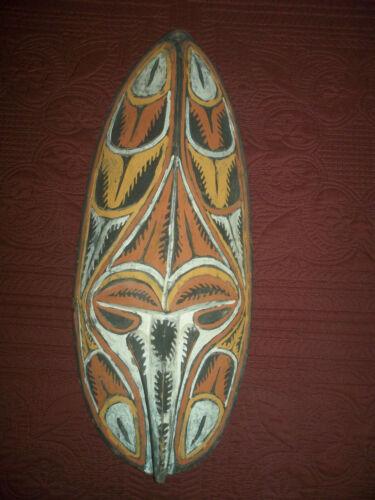 LARGE Papua New Guinea Mask - Lower Sepik River - EXCELLENT CONDITION