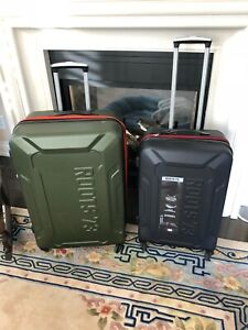 New ROOTS luggage- very limited