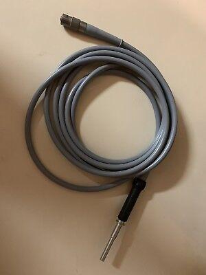 Karl Storz 495nd Fiber Optic Light Source Cable.