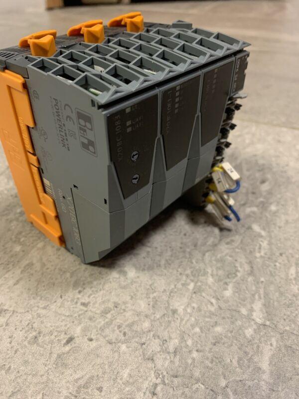 B&R Interface Module X20 BB 82 REV F0 X20IF 10E1-1 X20 BC 1083 X20IF 10E3-1