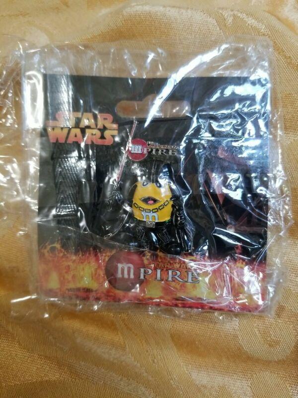 Star Wars mpire Darth Vader Pin M&M