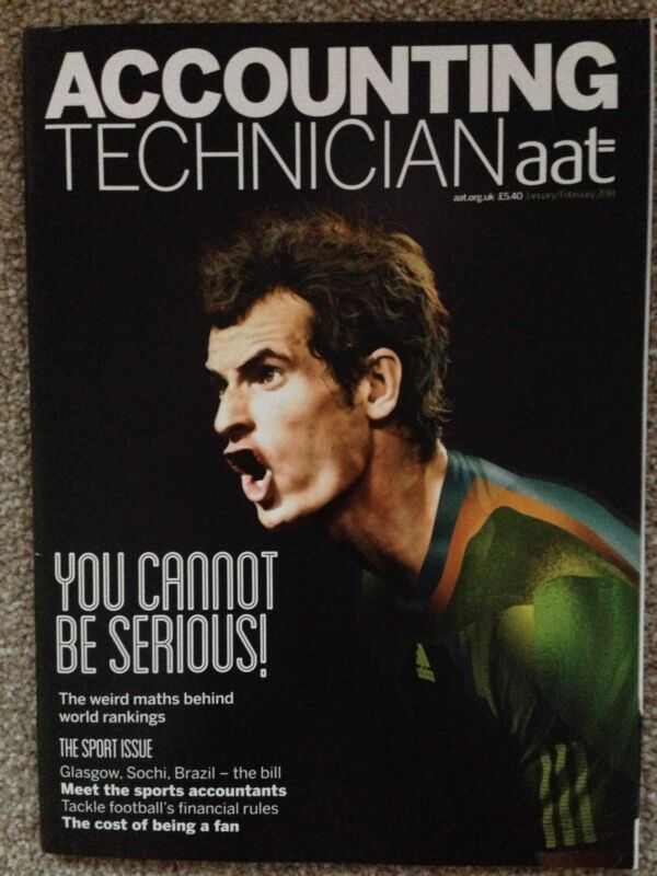 AAT+Accounting+Technician+Magazine+Jan%2FFeb+14+Andy+Murray+Sport+Issue