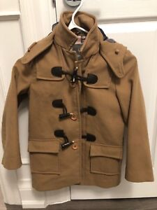 Trench coat for boys 7/8