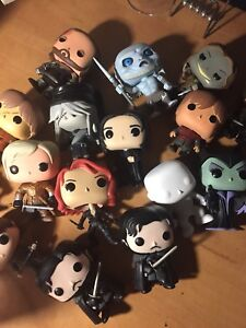Funkos without boxes