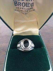 Ladies LaSalle Secondary High School Ring