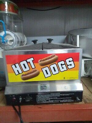 Hot Dog Steamer Bun Warmer