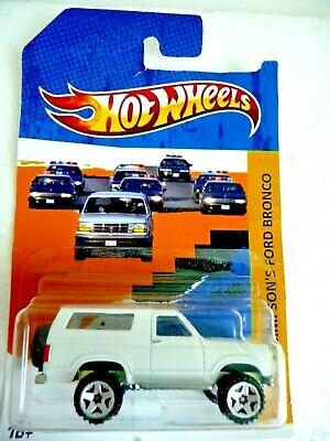 1985 Ford Bronco, OJ's Ride, Attention Bronco Collectors, Custom