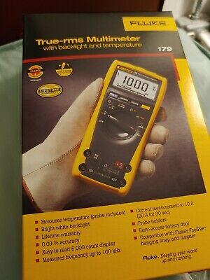 Fluke 179 True-rms Digital Multimeter - Yellowblack