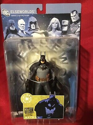 Elseworld Batman Gotham By Gaslight Figure Mib Dc Direct