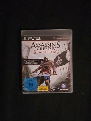 Used, Assassin's Creed IV: Black Flag -- Bonus Edition (Sony PlayStation 3, 2013,... for sale  Shipping to Nigeria