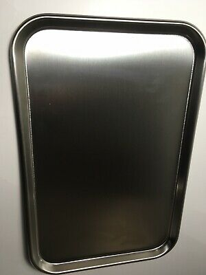 New Stainless Steel Instrument Tray Vollrath 80190 Dental Foodservice Physician