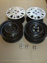 15 INCH Steel Wheels for Ford Fiesta Plumpton Blacktown Area Preview