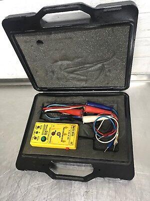 Greenlee Unitest Phase Rotation Tester Dr701