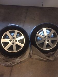 Wheels with rims for sale